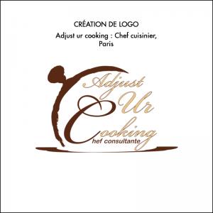 Logo Adjust Ur Cooking