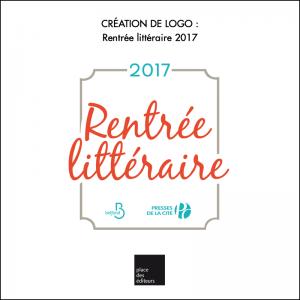 Logo Rentrée littéraire 2017