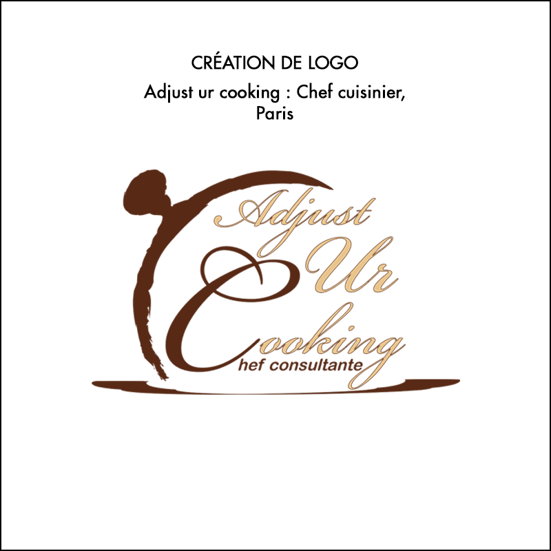 Logo Adjust Ur Cooking
