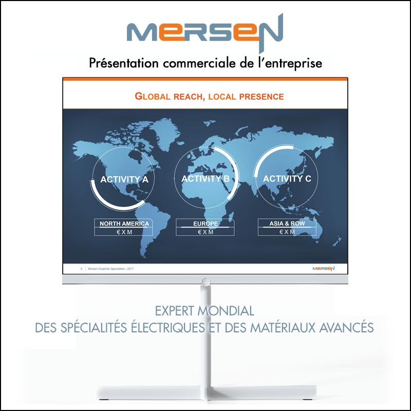 Présentation commerciale de l\\\'entreprise // Mersen