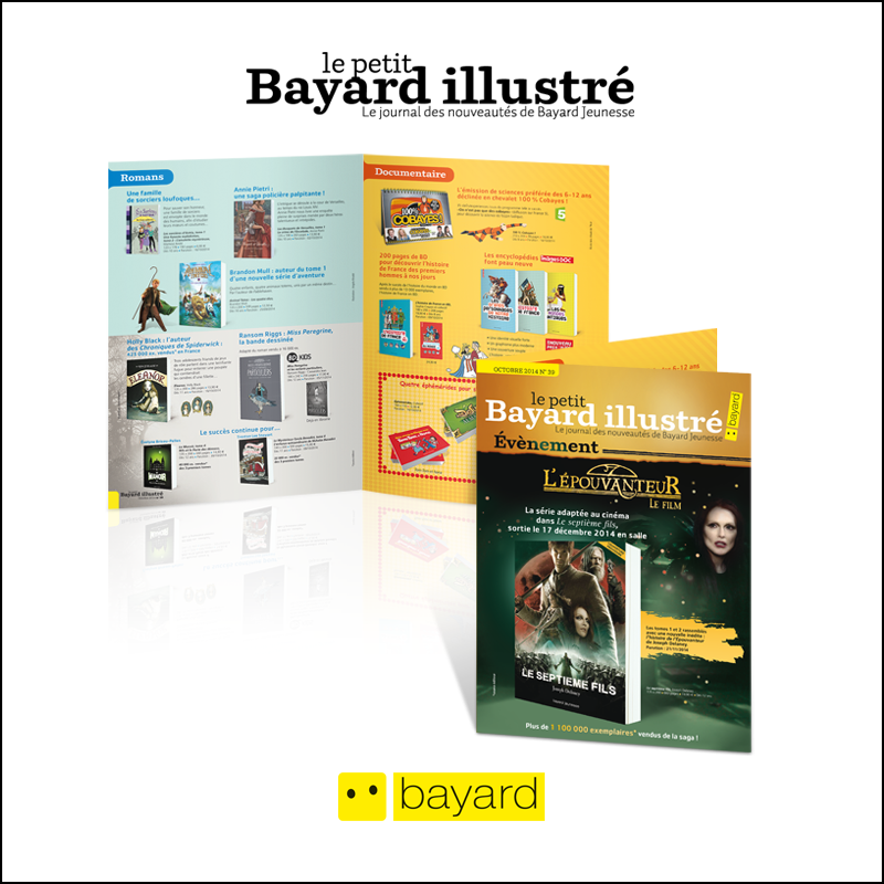 Création Le Petit Bayard Illustré n°39