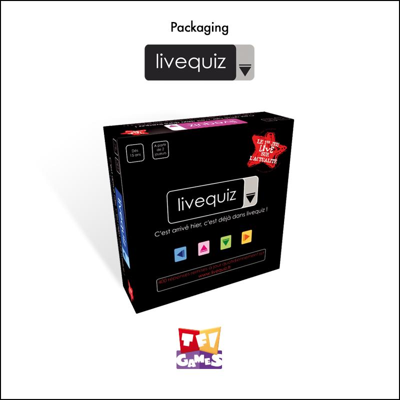 Packaging Livequiz