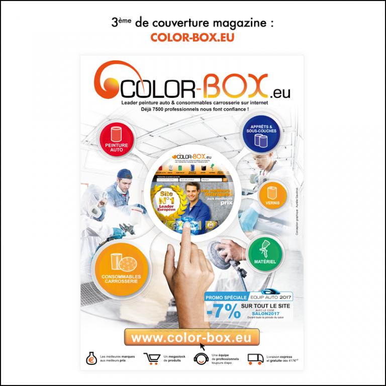Création Publicité Colorbox.eu