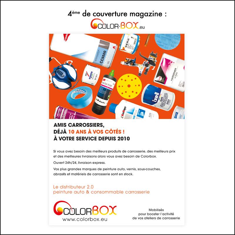 Page de publicité // Colorbox.eu